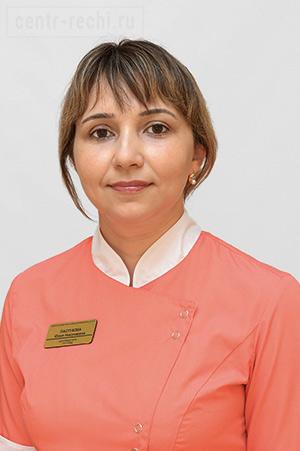 Пастухова Юлия Николаевна логопед-дефектолог В Центре развития и восстановления речи